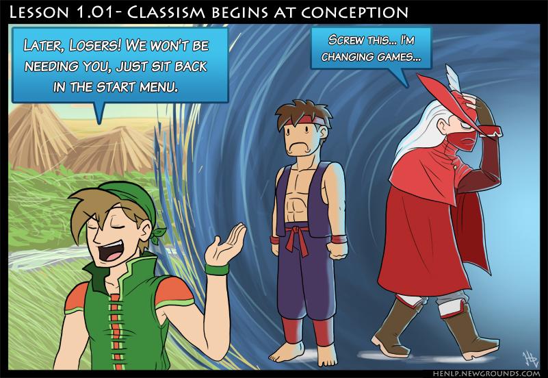 Final Fantasy Lesson 1.01