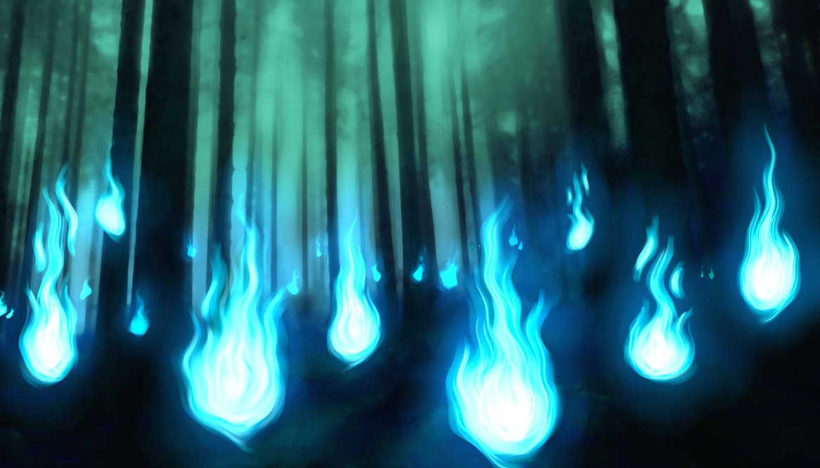 SPIRIT FLAME FOREST