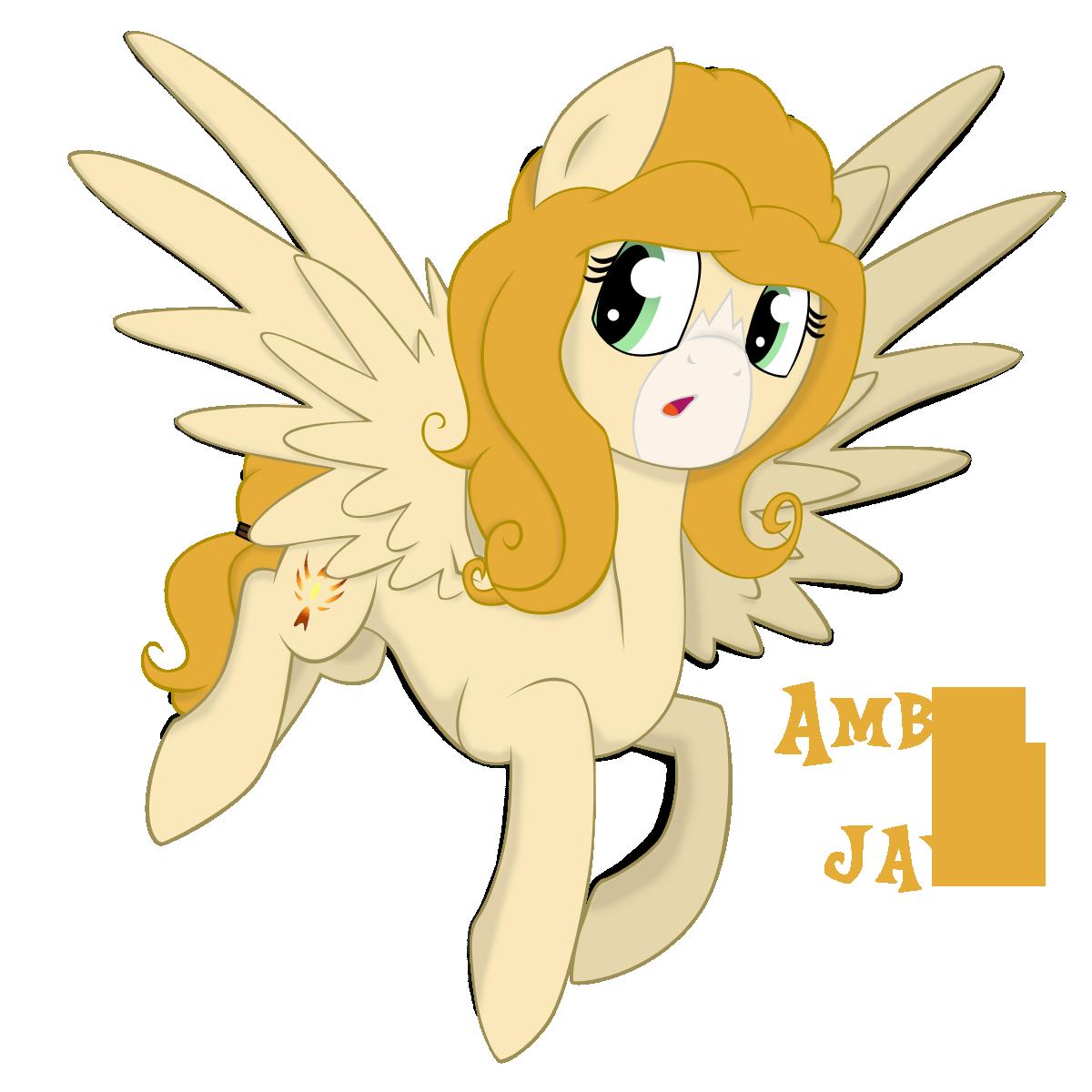 Gift: Amber Jay