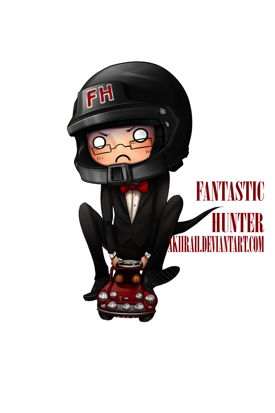 Commission: FantasticHunter