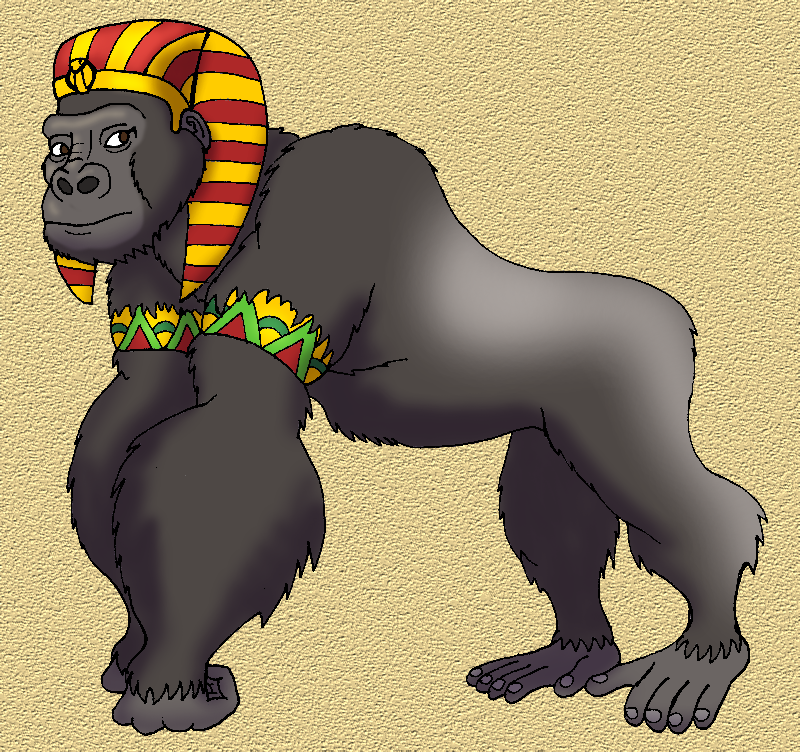 Egyptian Gorilla