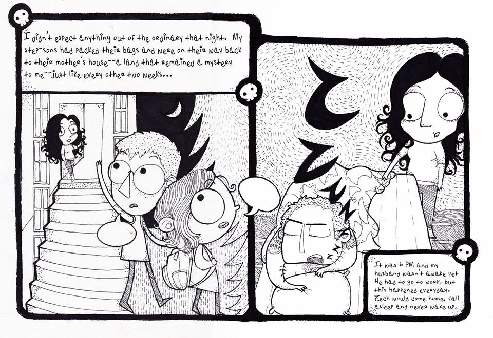 The Oddlings Page One