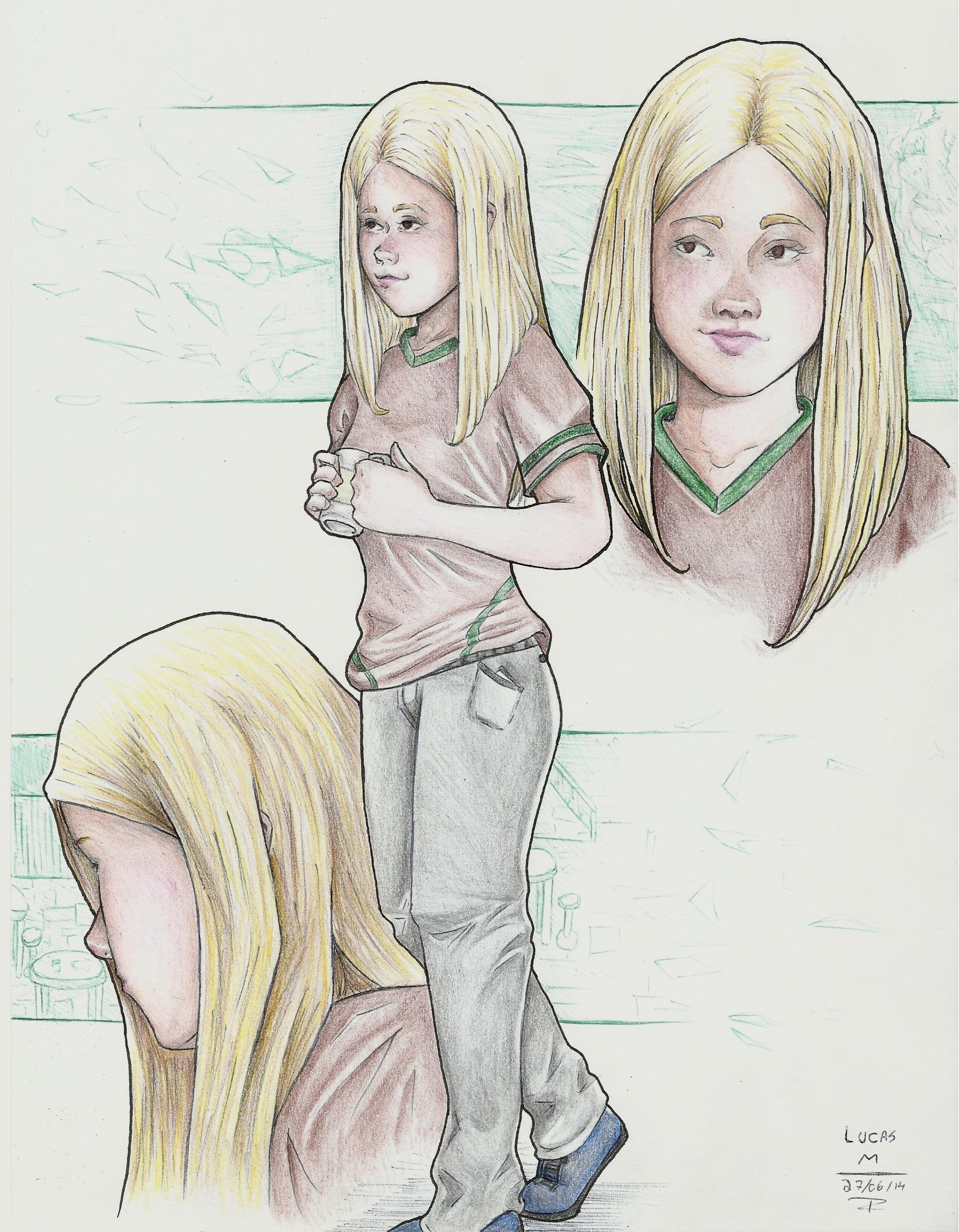 Talia Character Study