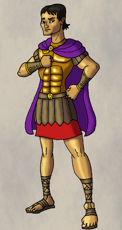 Roman Statesman