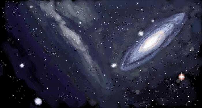 Galactic Dreams