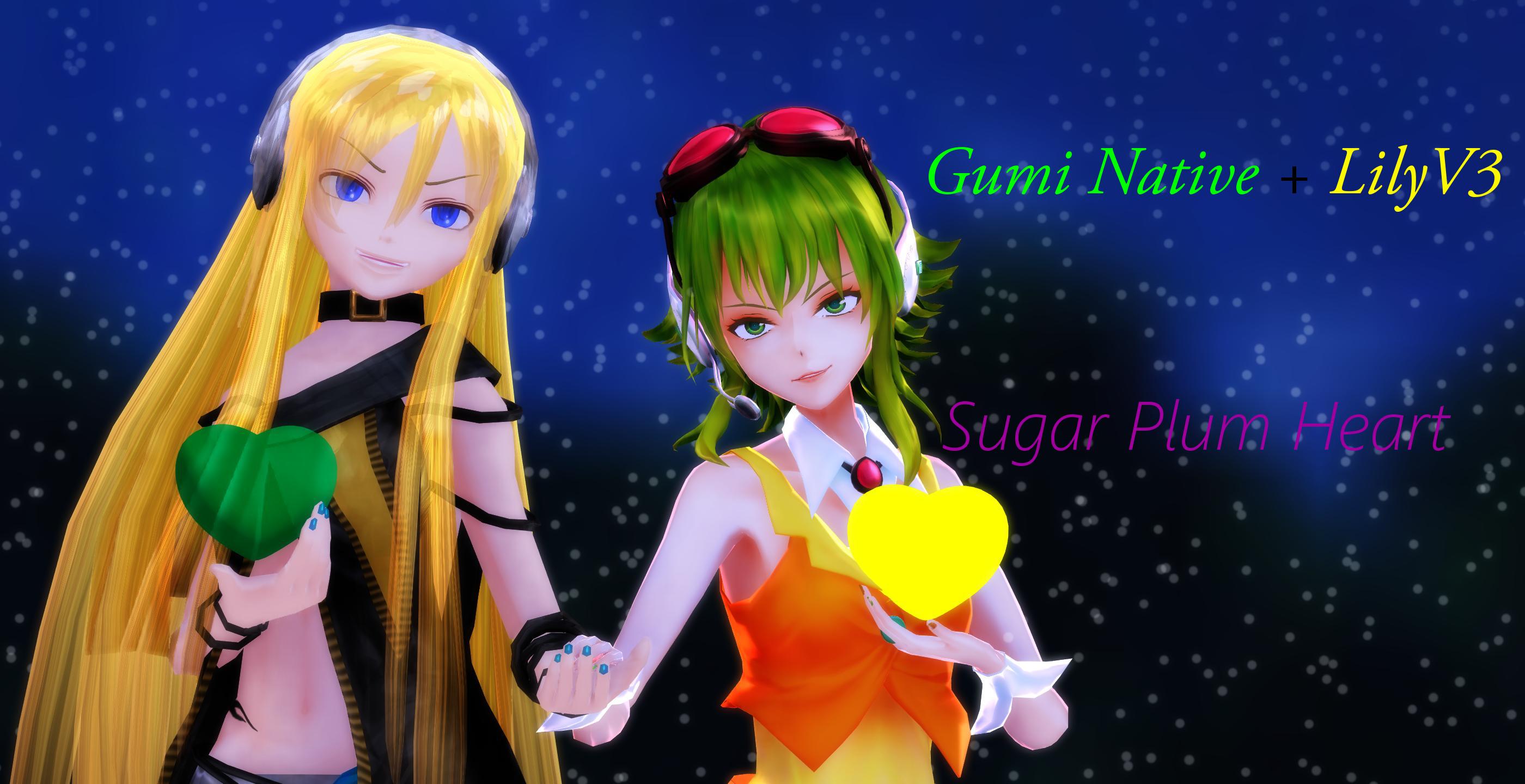 [VOCALOID3 Cover] SugarPlumHea