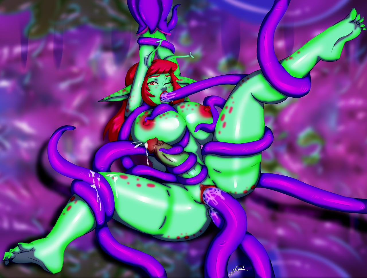 tentacle trap
