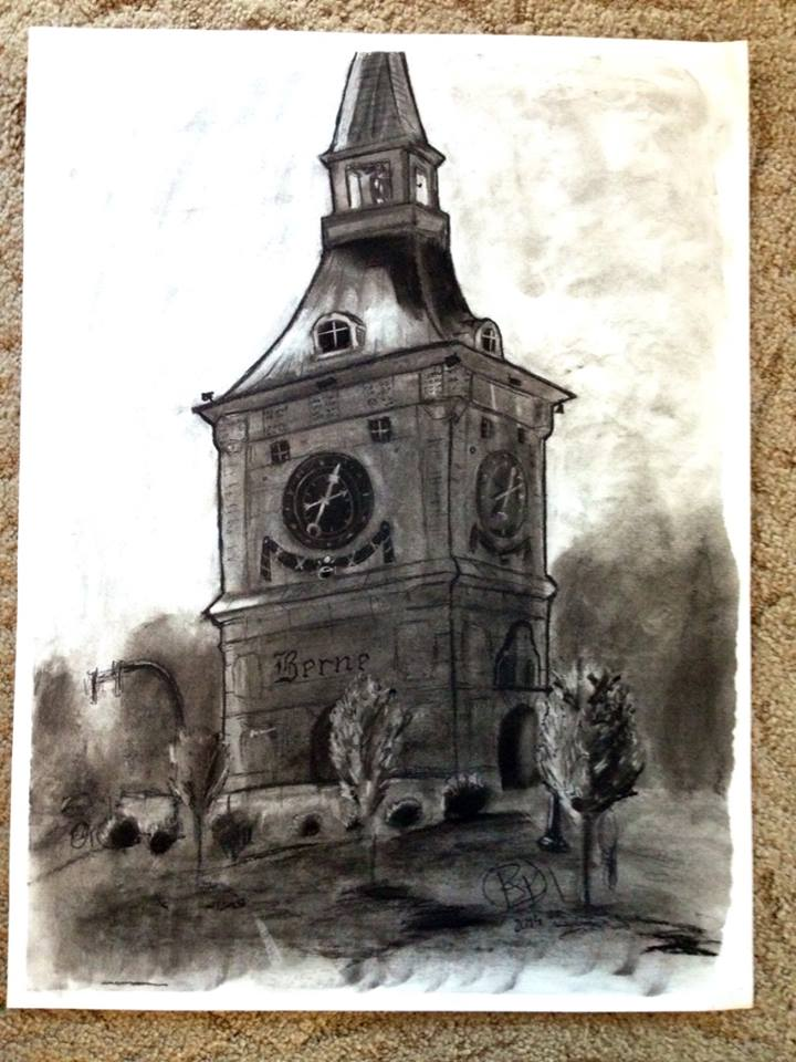 Berne Clocktower