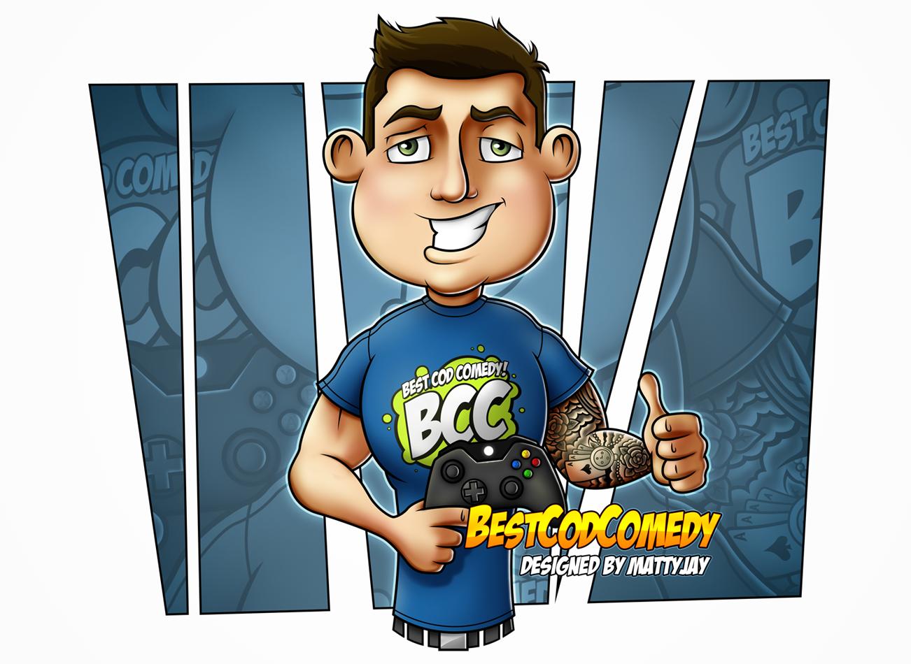 BCC Character Illustration