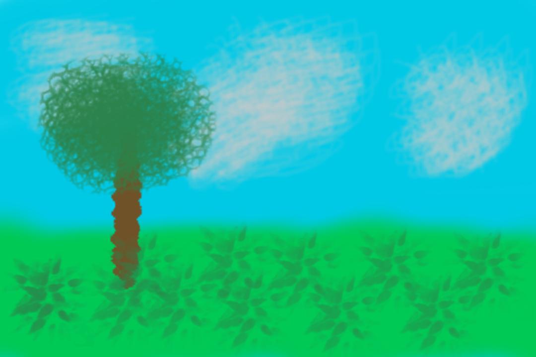 Plains & a Tree