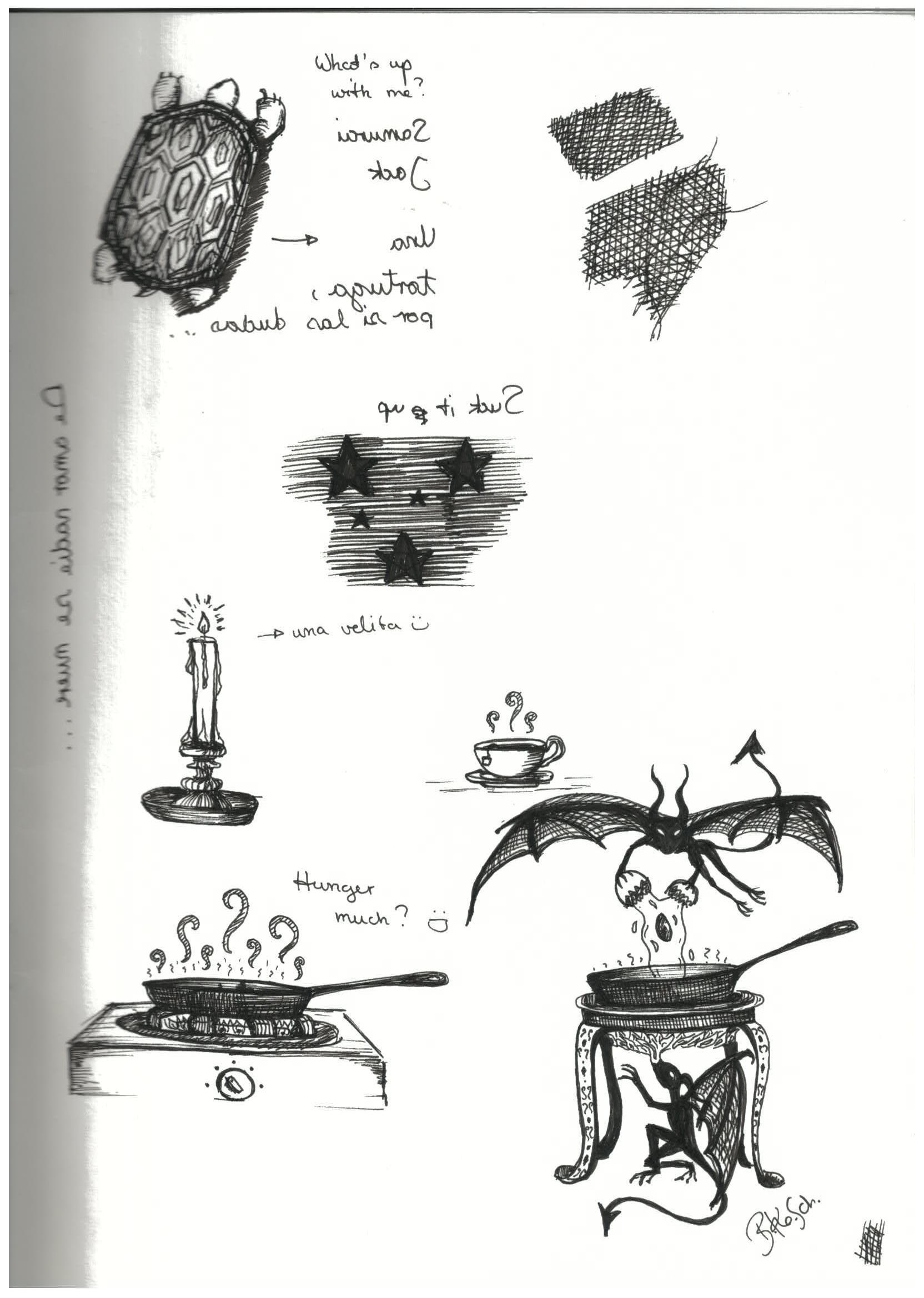 Sketching at work 2
