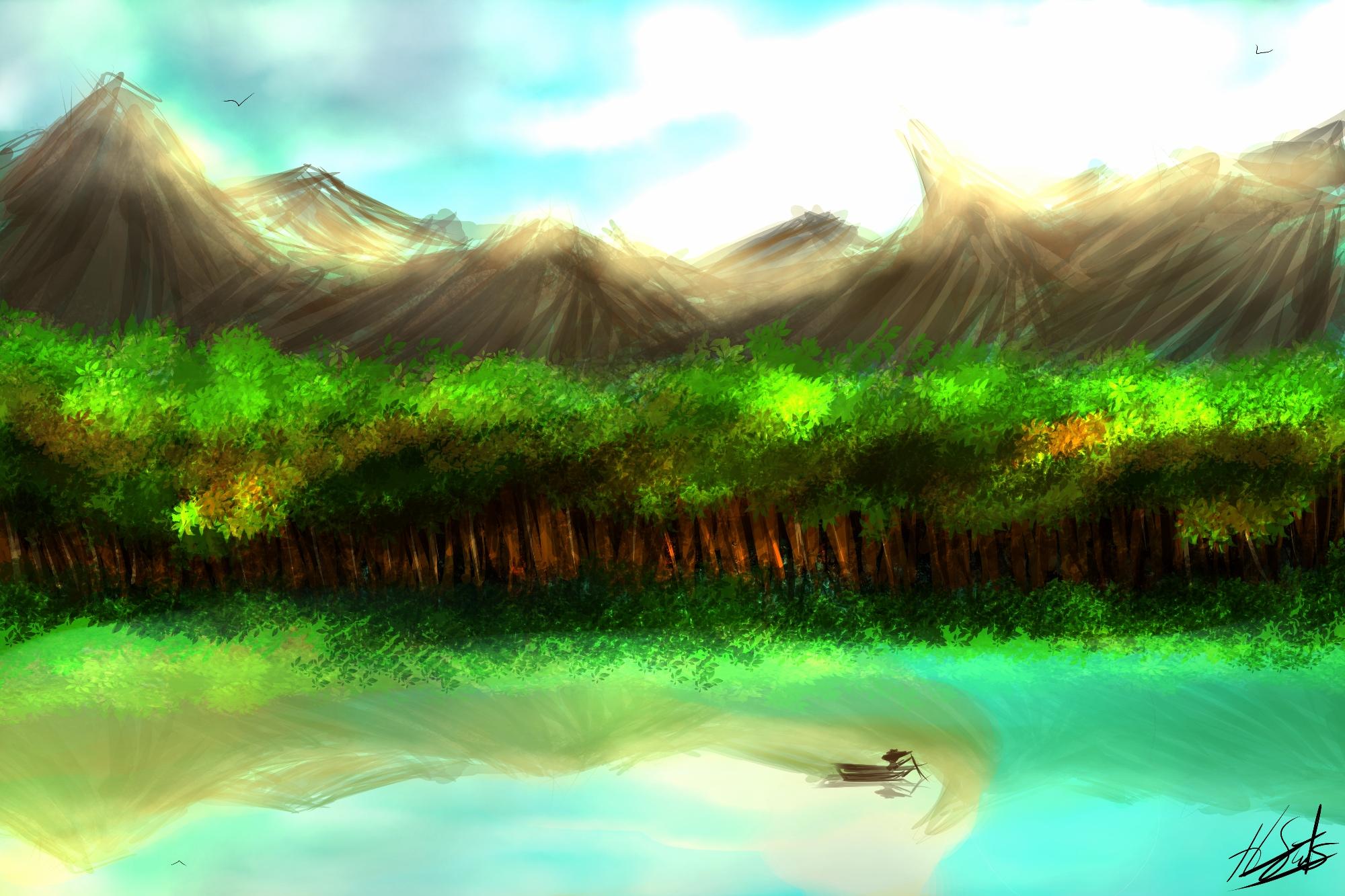 Lake Environment