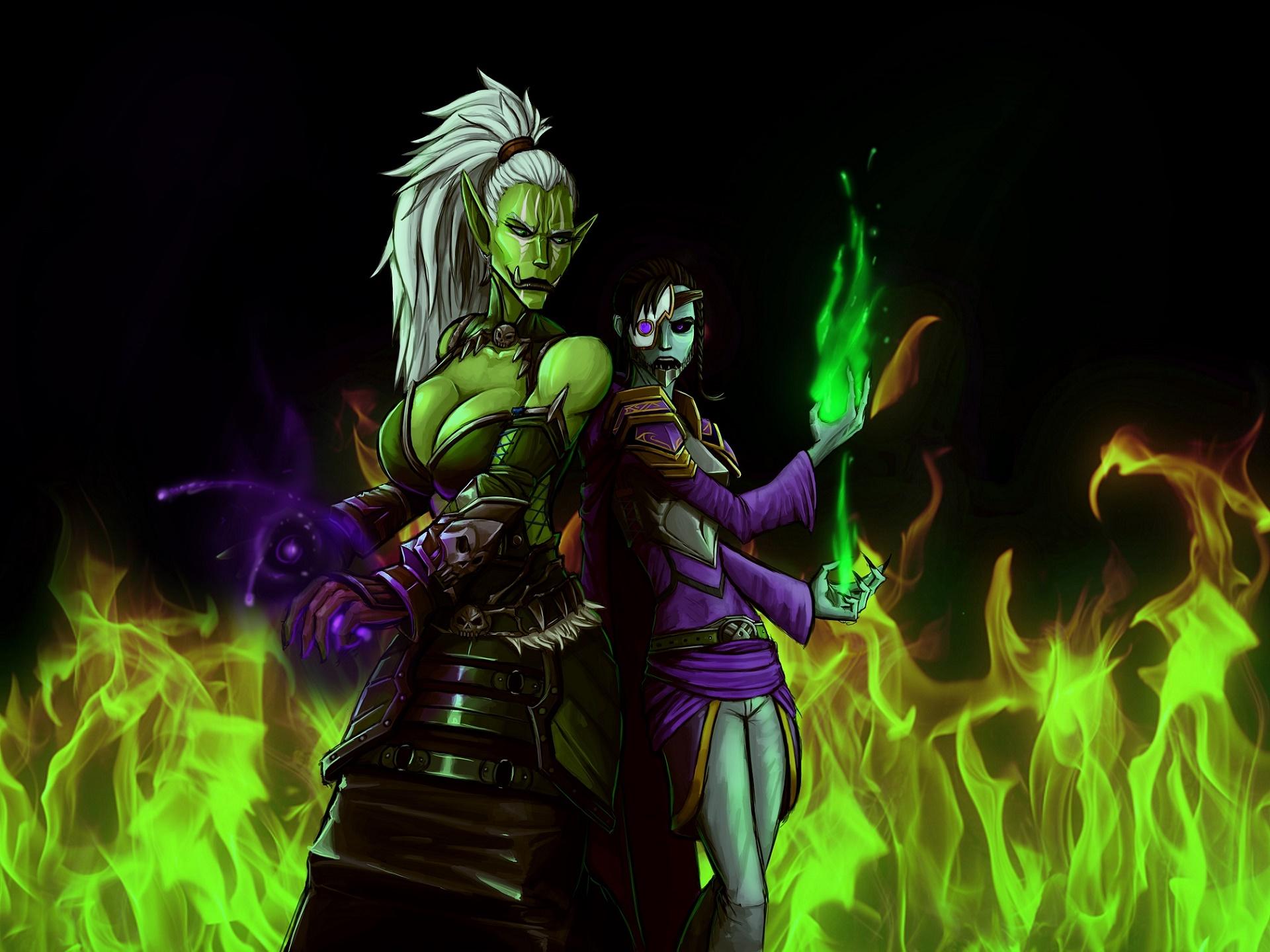 Dark Shadows and Jade Fires