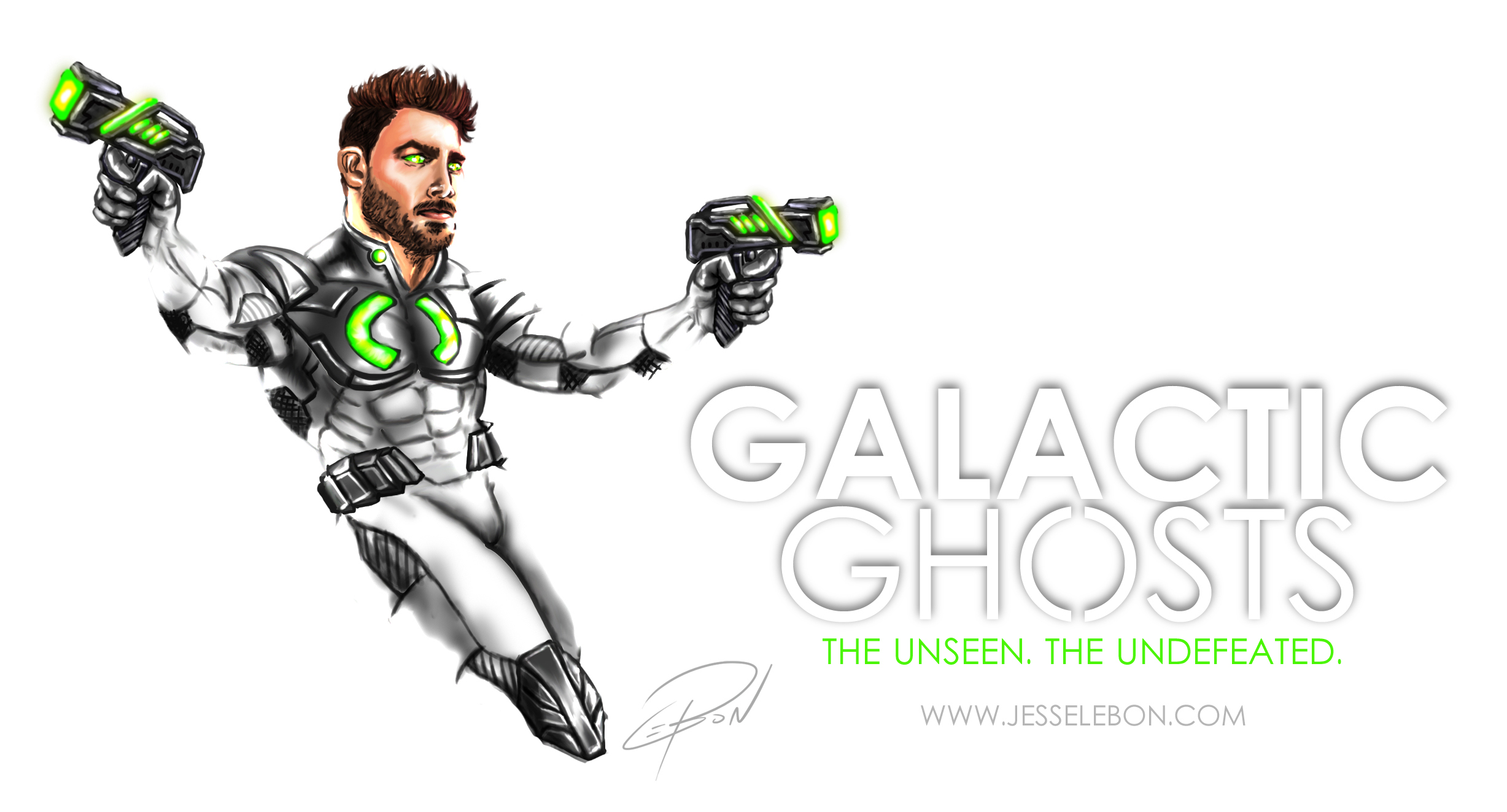 Galactic Ghosts: Leandro