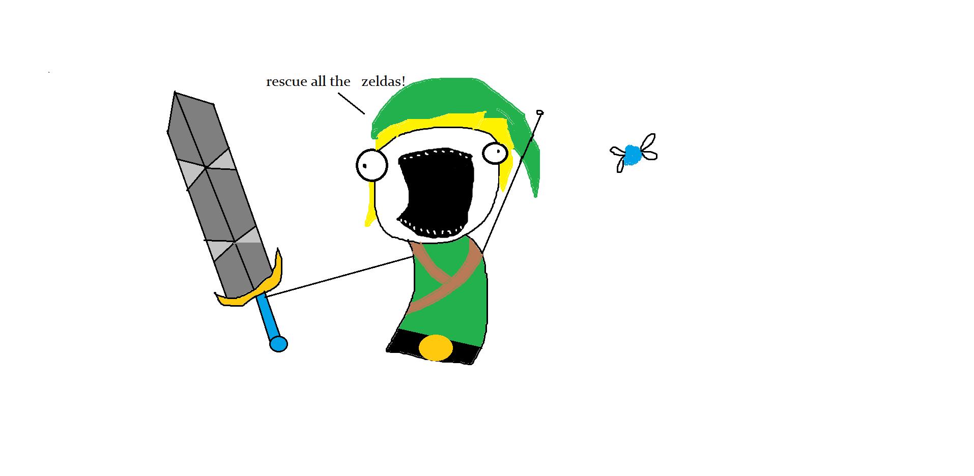 Zelda Rescue