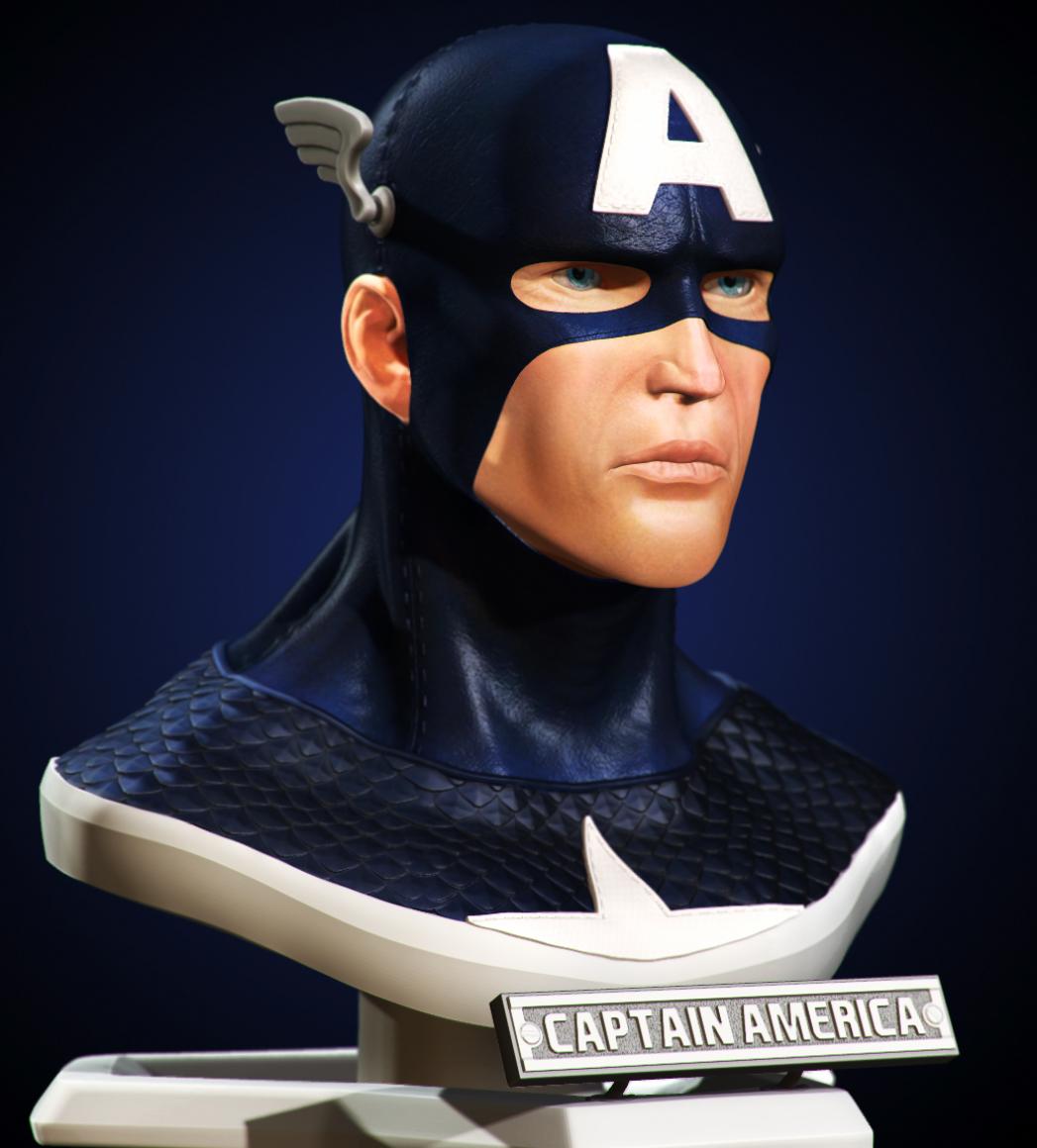 Captain America (Final)