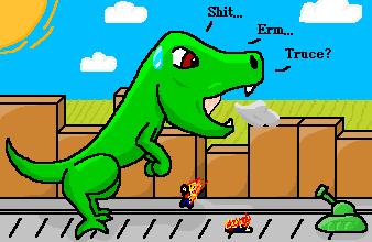 Dino Truce