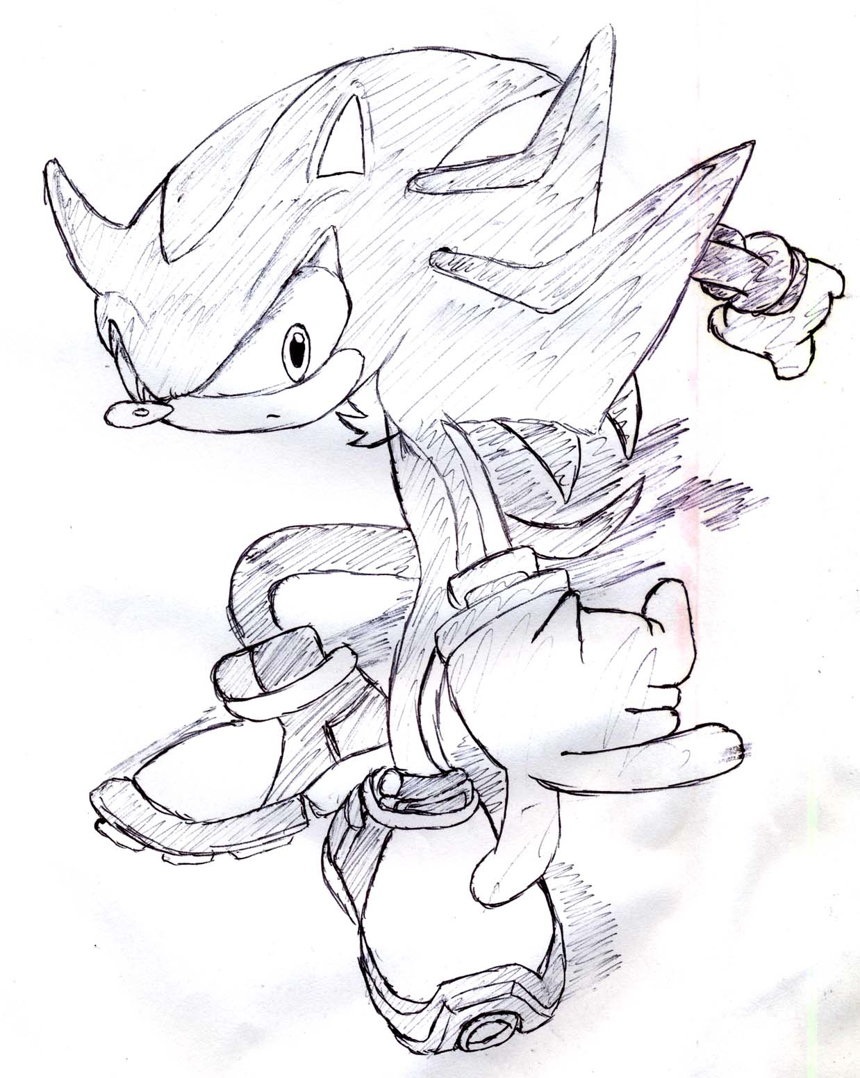 Shadow - Sonic