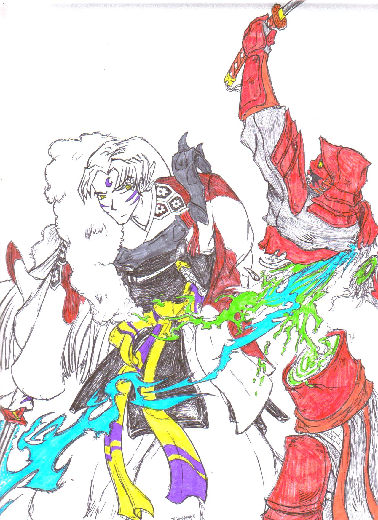 Sesshomaru(color)