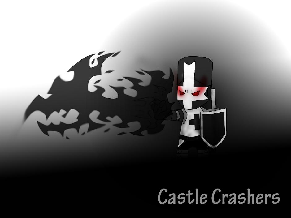 Castle Crashers Black power