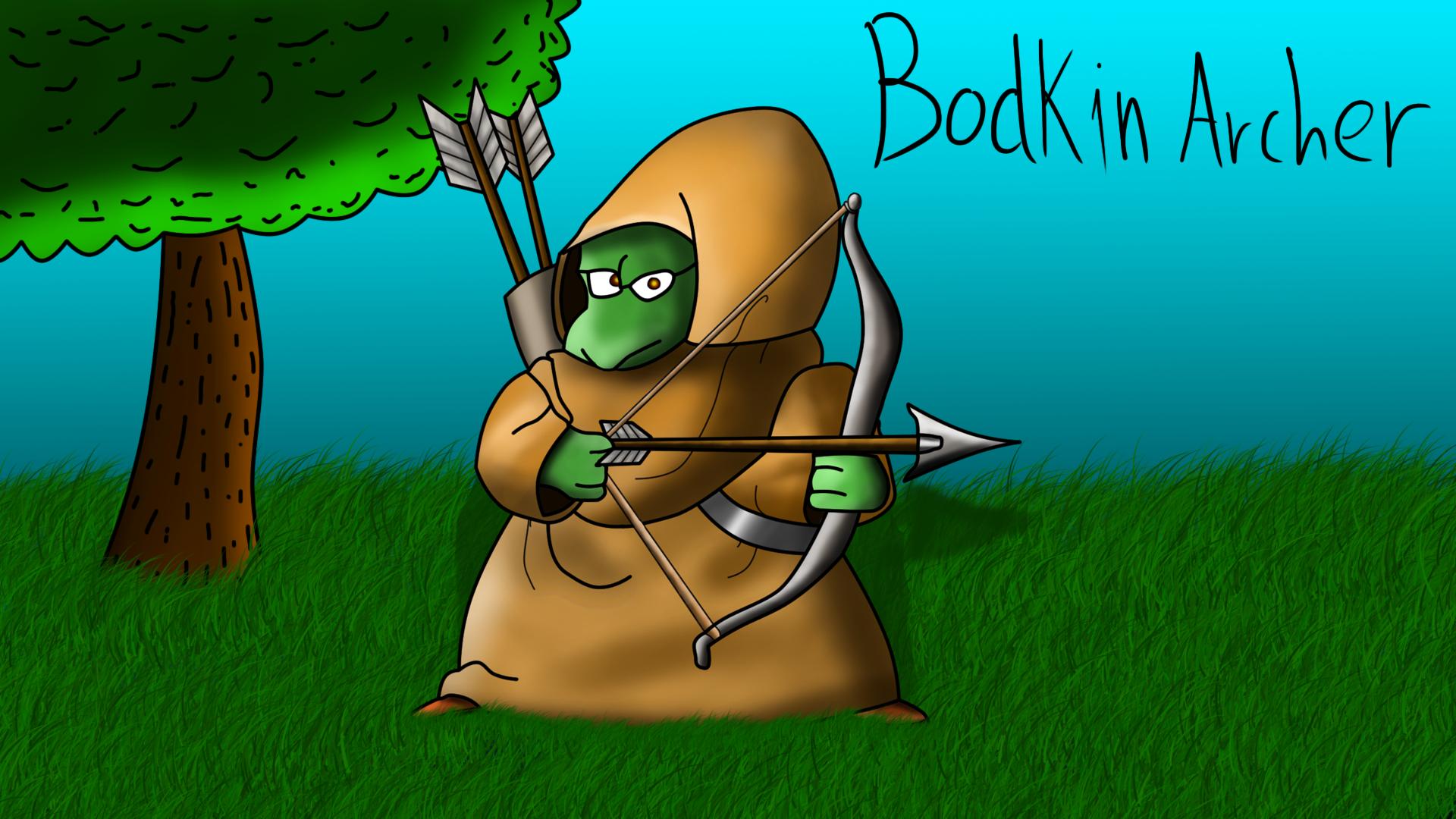 Bodkin Archer!