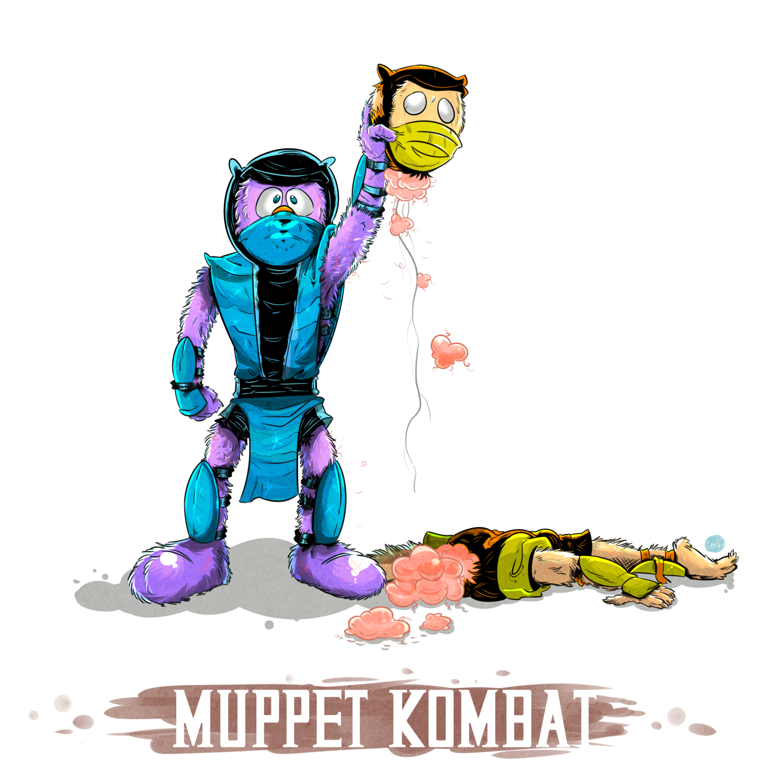 Muppet Kombat
