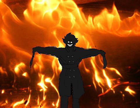 Firey Embrace
