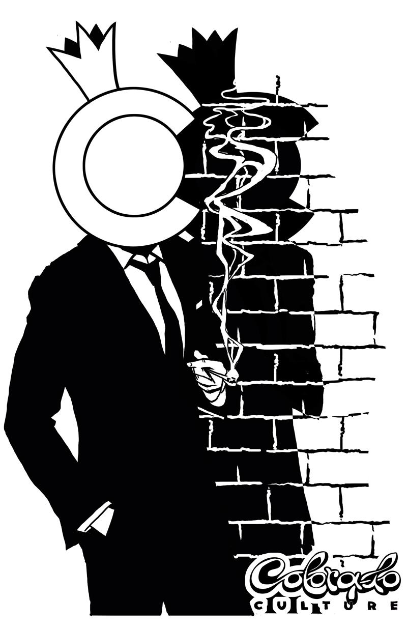 King of Culture - Noir