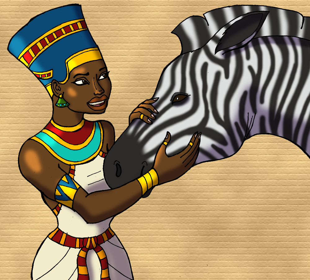 Nefertiti's Steed