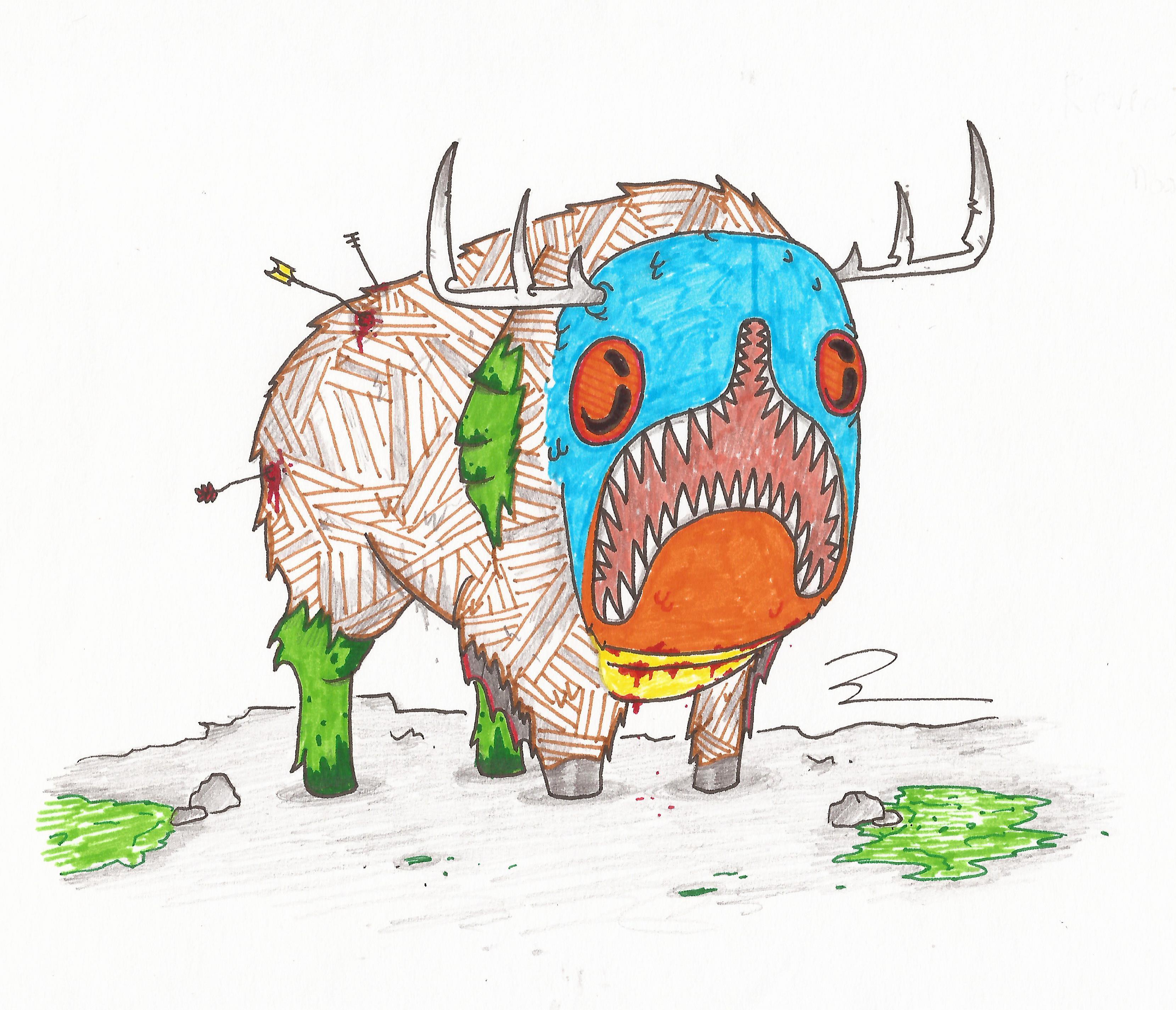 Revenge-Moose