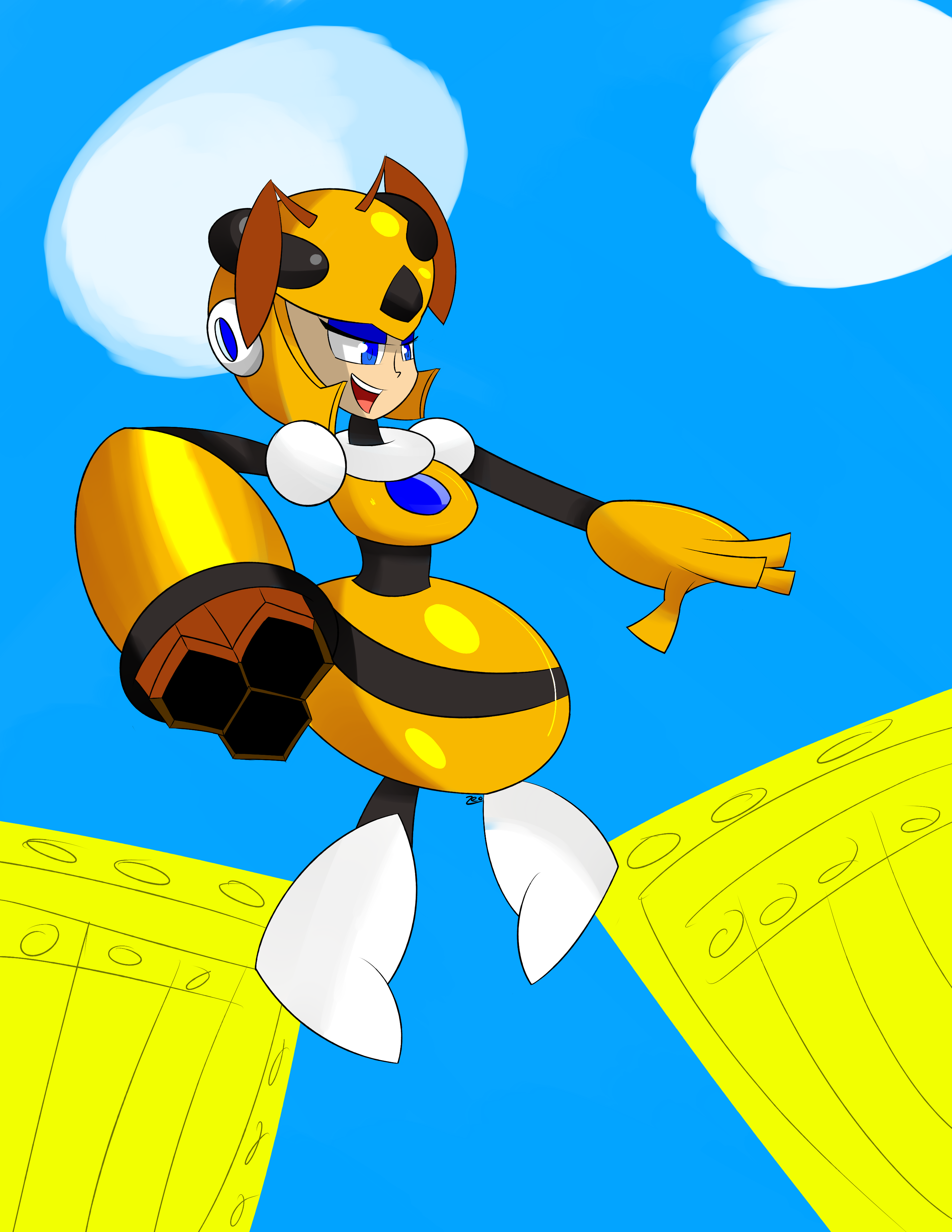 Honey Woman