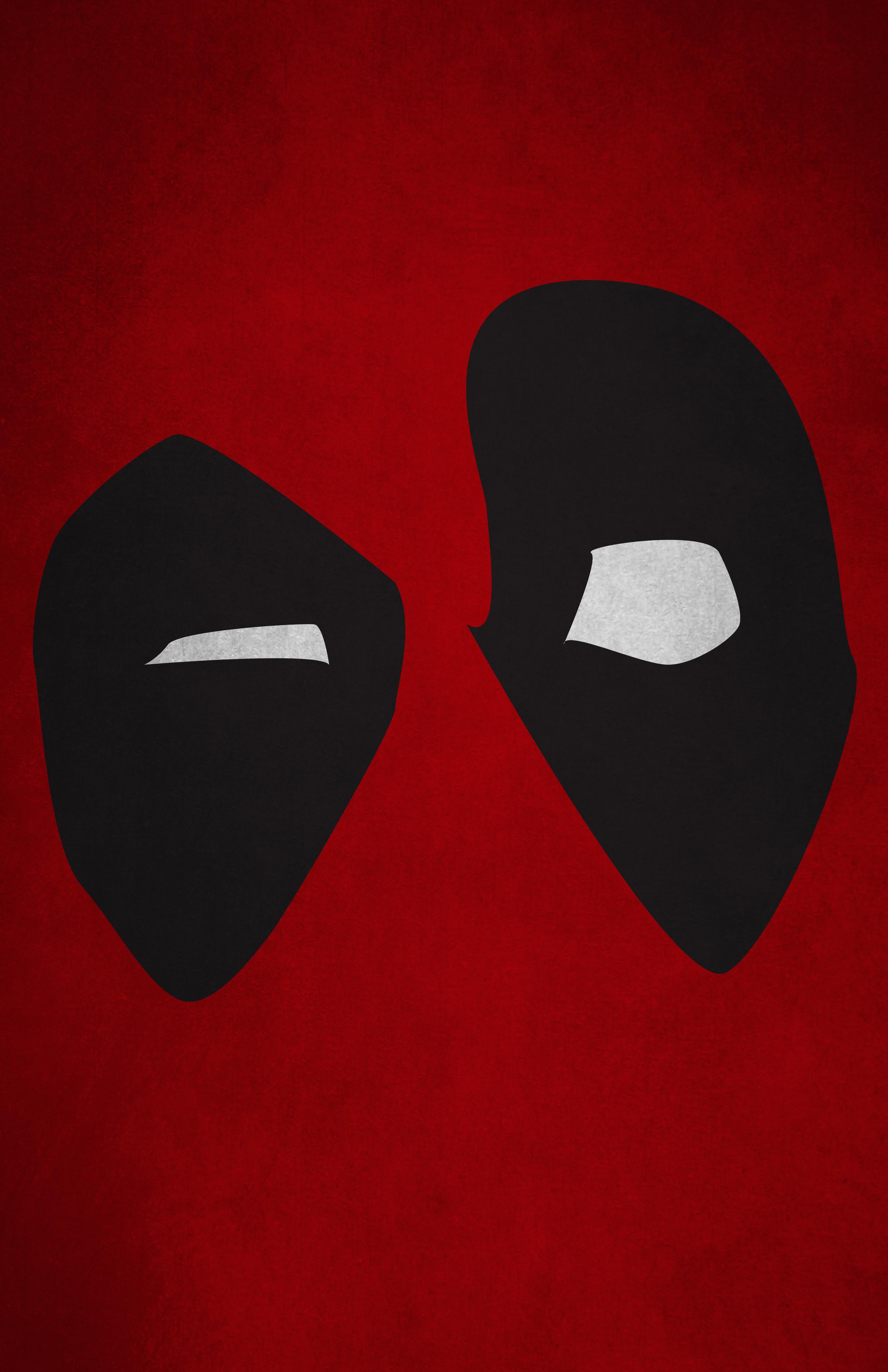 Deadpool Minimalism