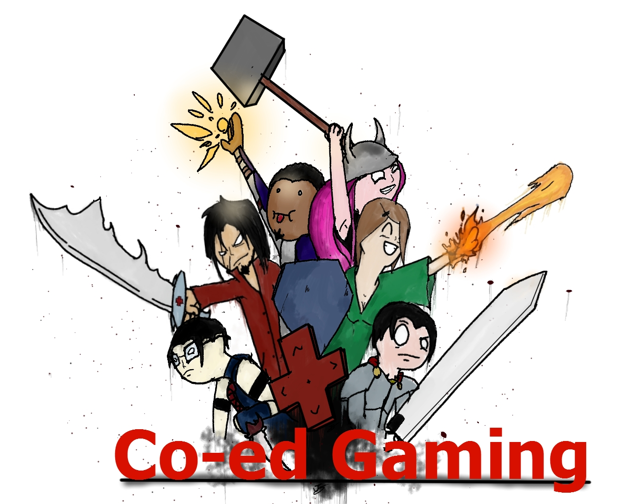 Co-ed Gaming
