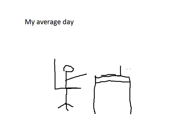 My average day