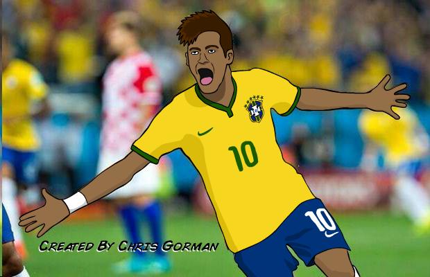 Neymar Jr - Brazil