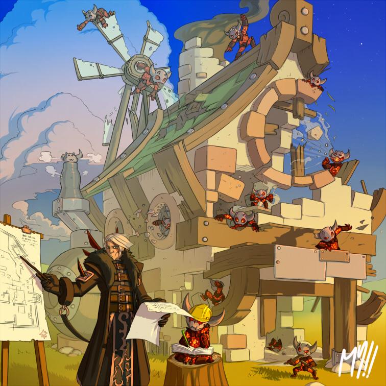 Eredan ITCG : Lord or the Ruin