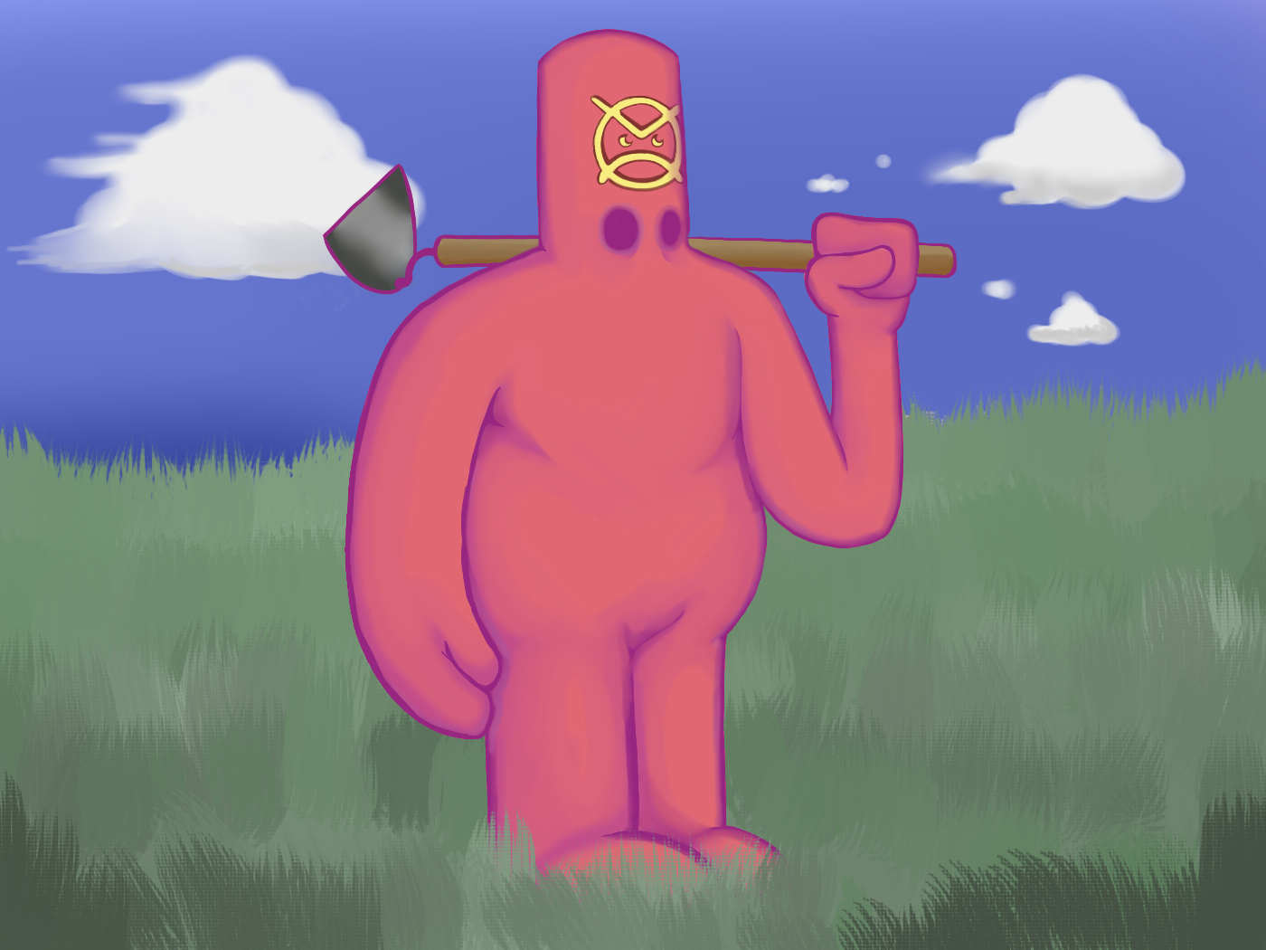 Clay Man Ng Version