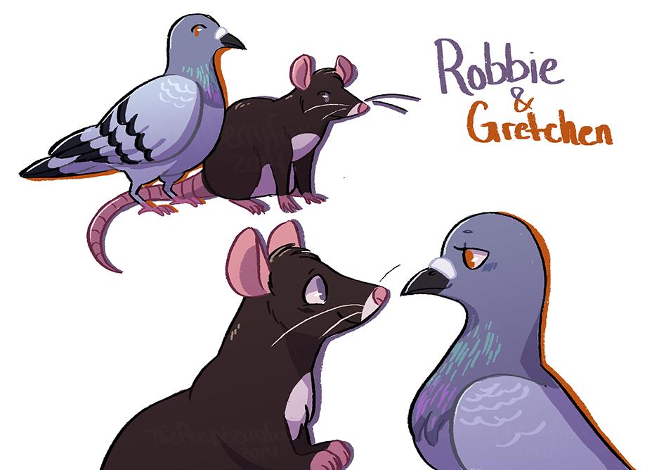 Robbie & Gretchen