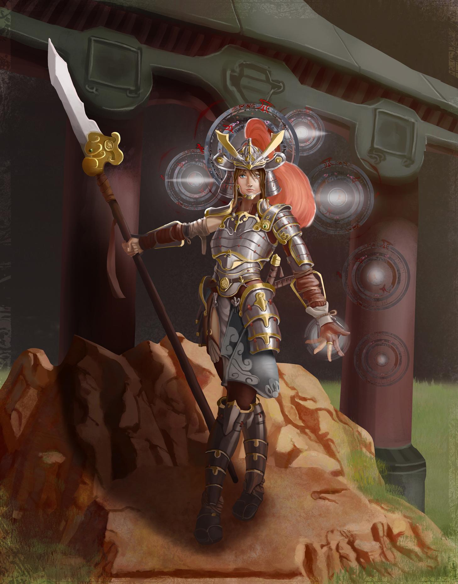 Knight of the Dark Sigil