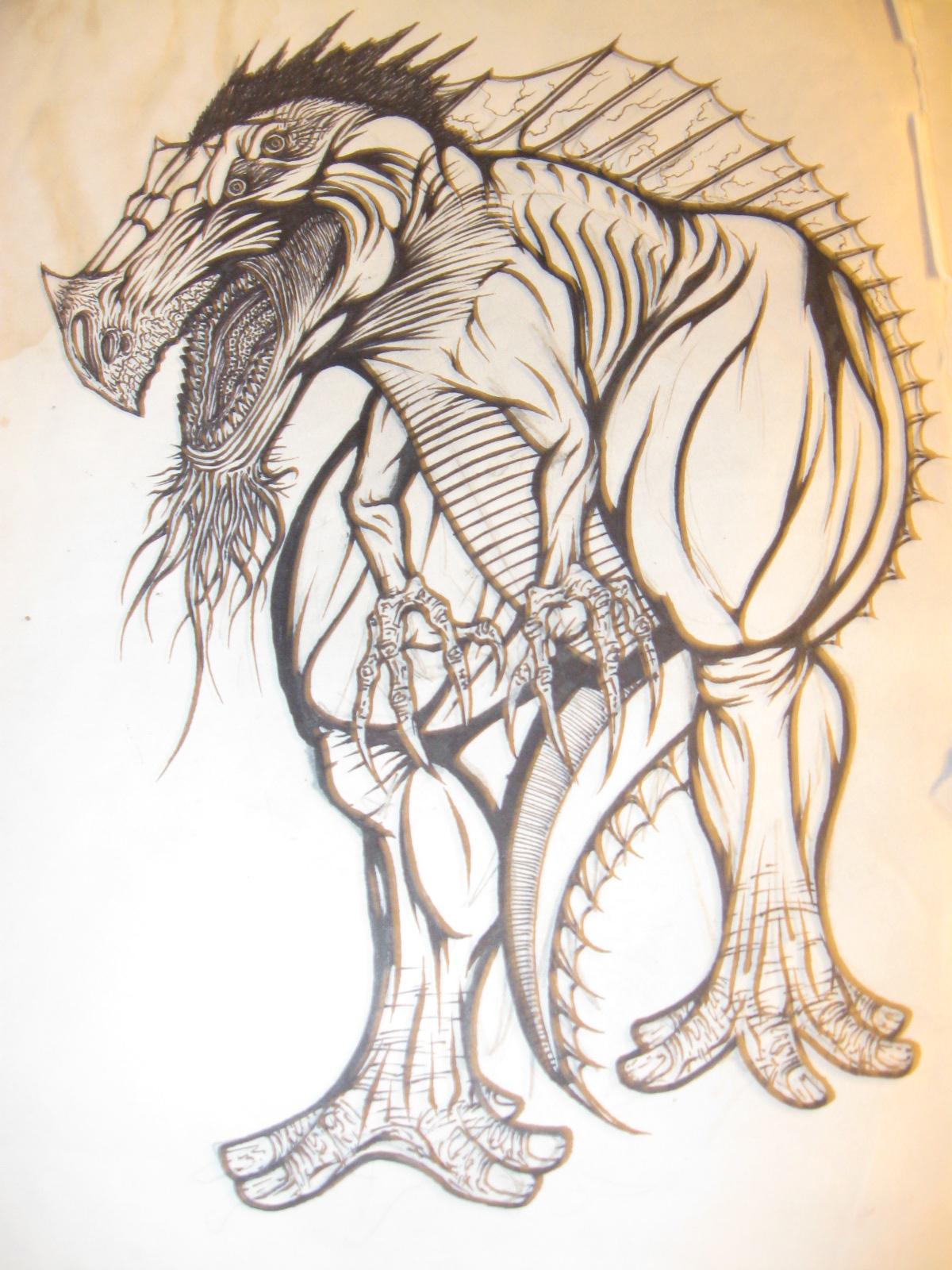 t-rex concept