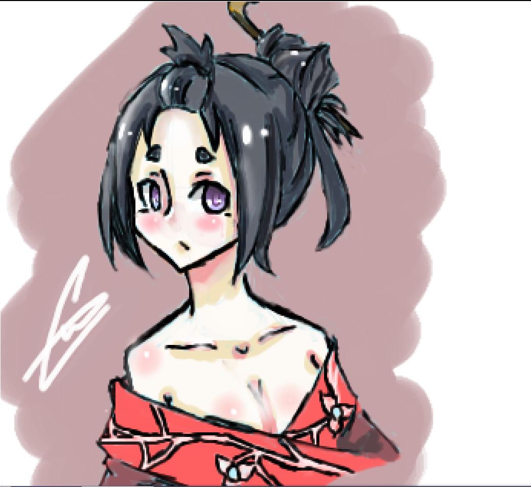 Kimono Girl Quick