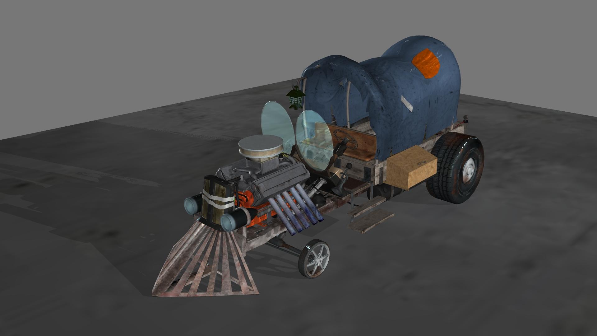 Tinker Wagon
