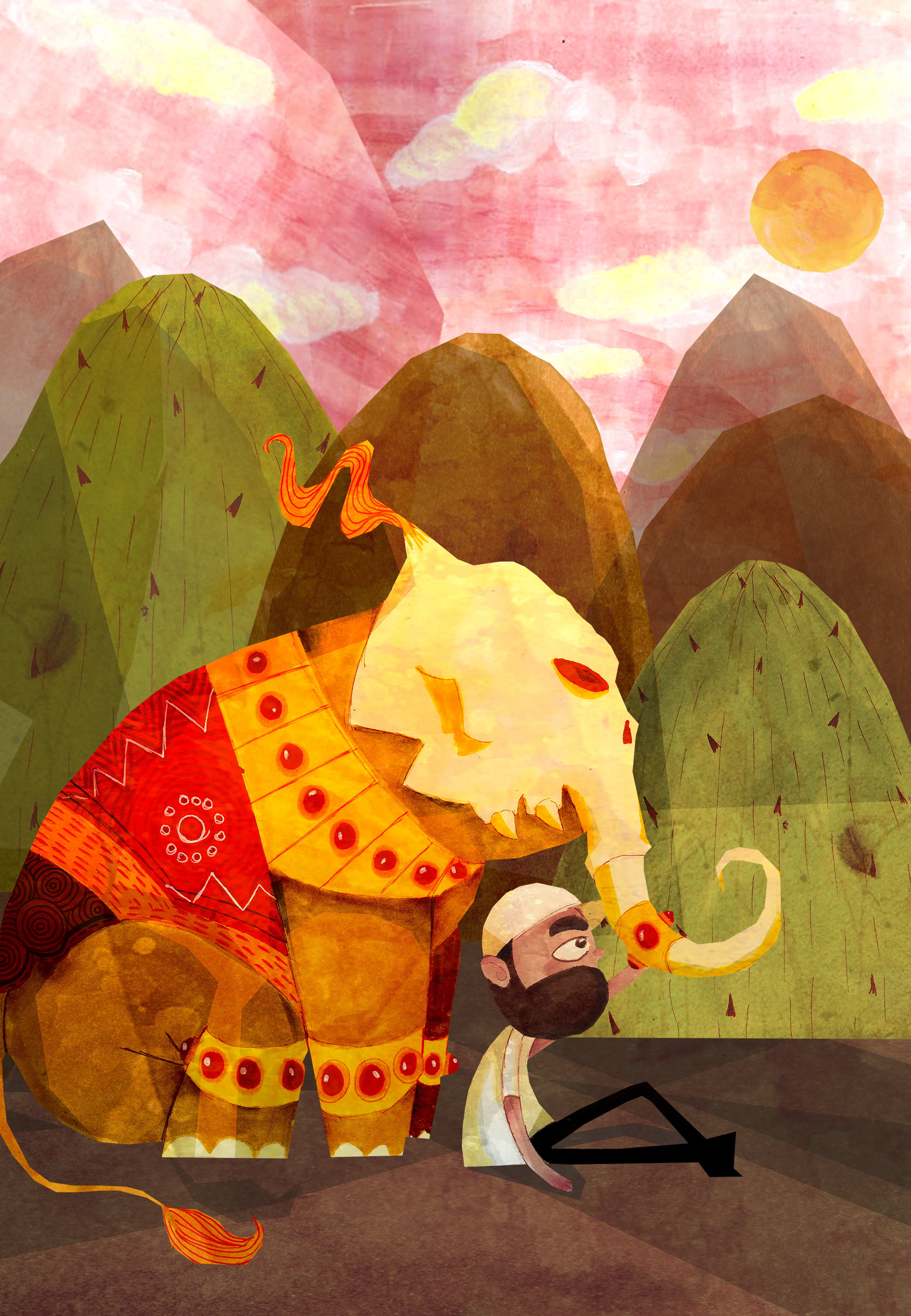 Boo and The Elephant
