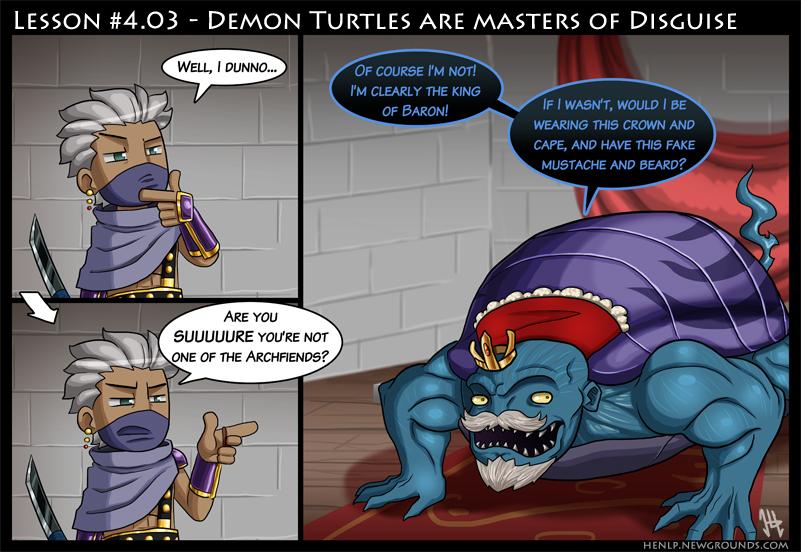 Final Fantasy Lesson #4.03