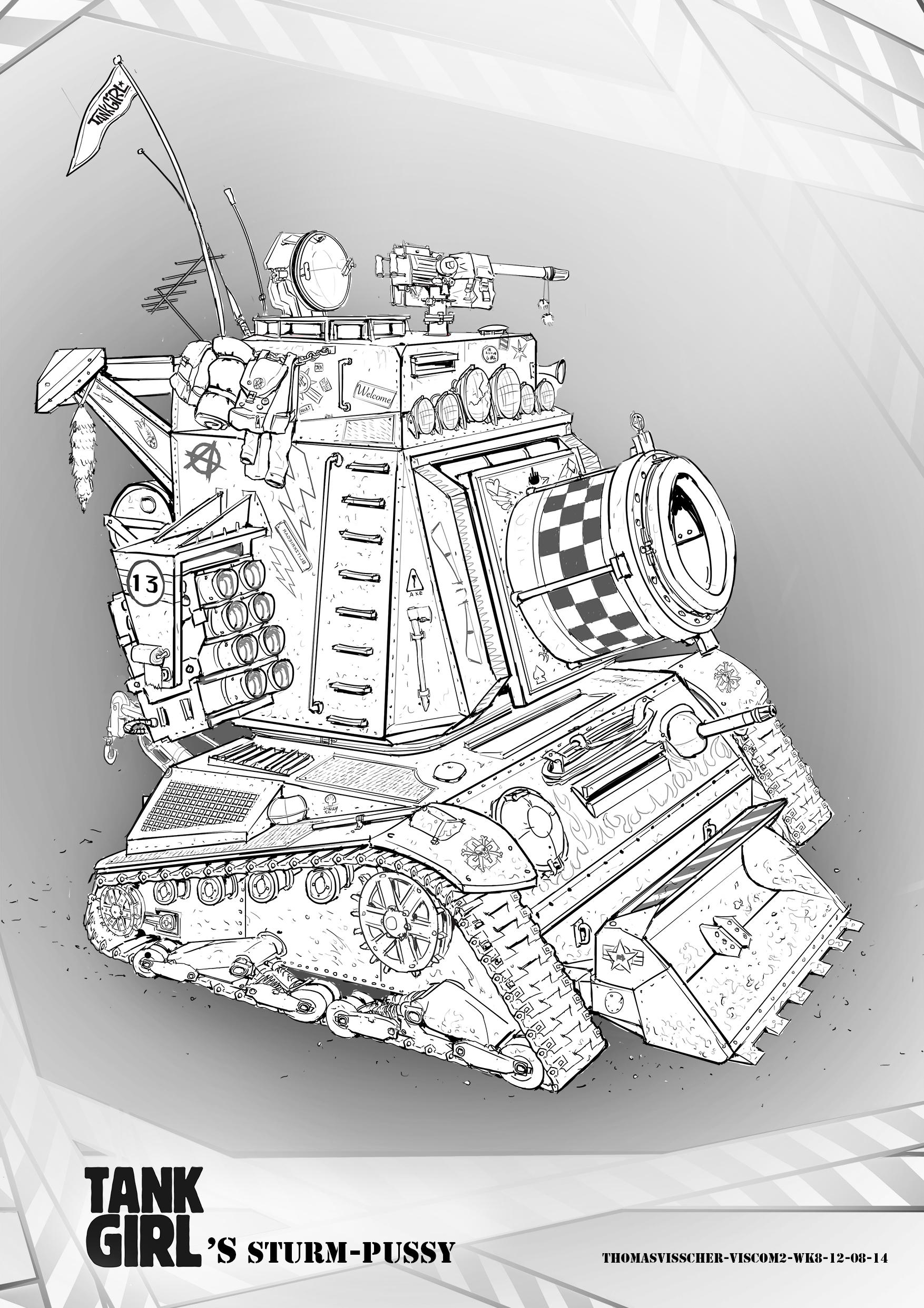 Sturmpussy- full tank