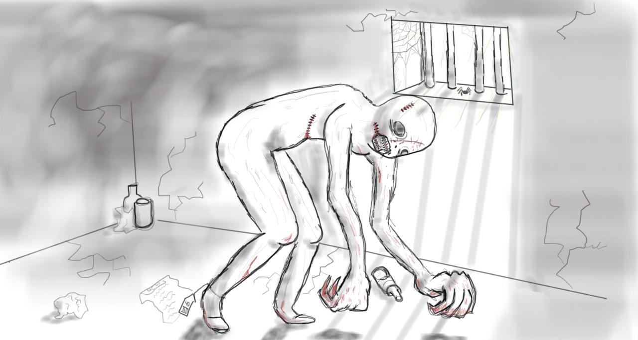 The Walking Nightmare