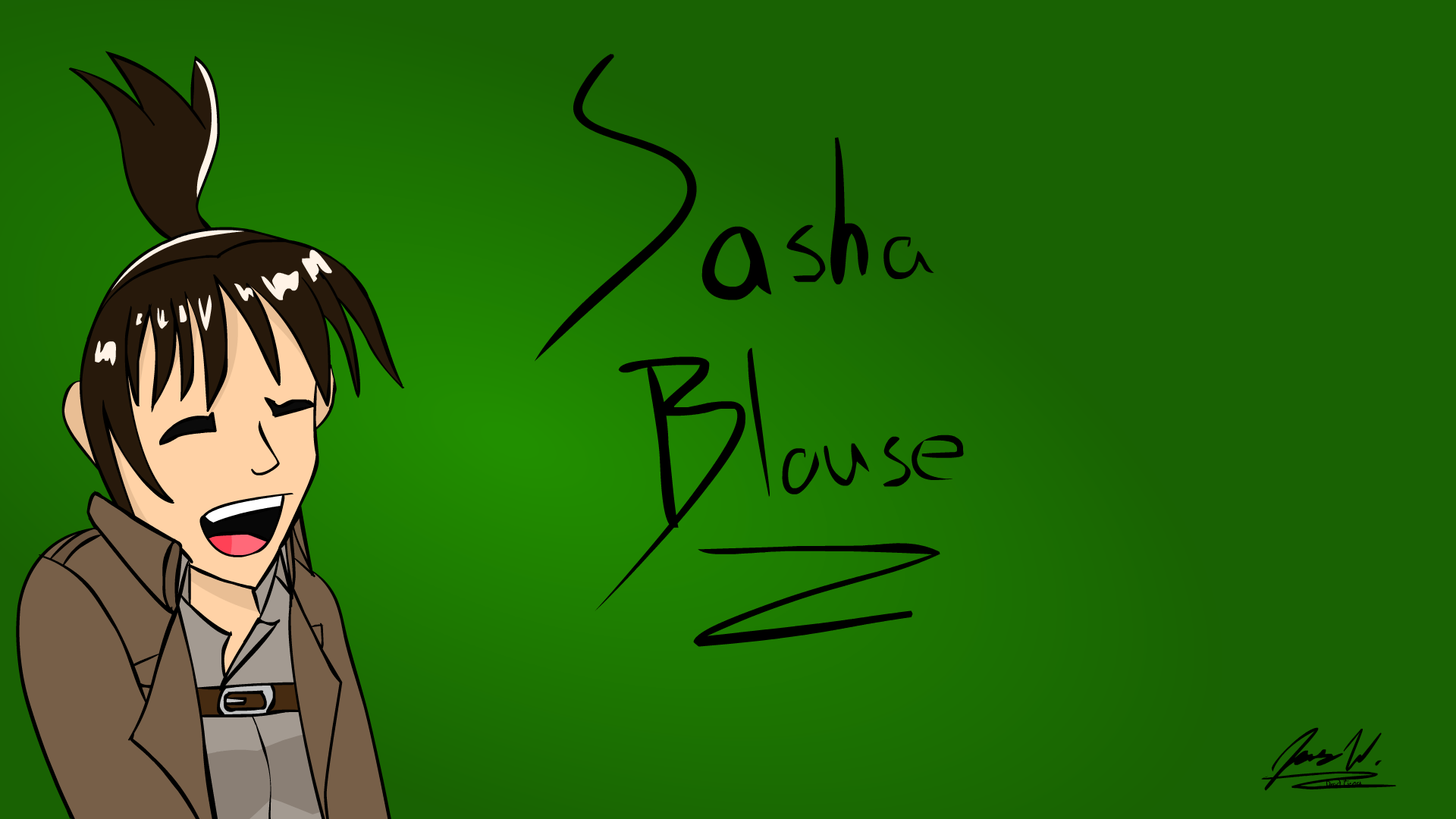 Sasha Blouse from AoT