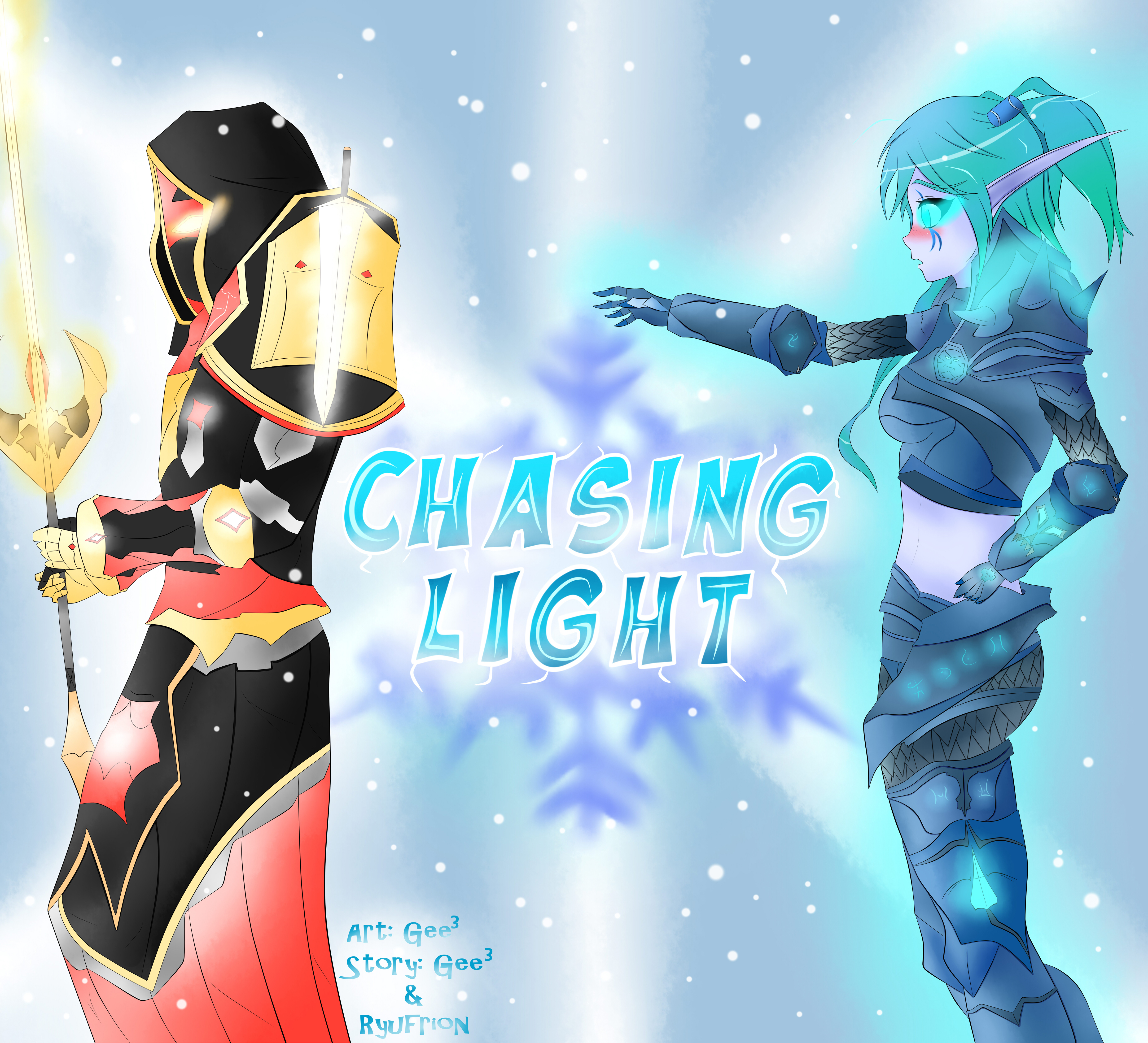 Chasing Light [Cover]