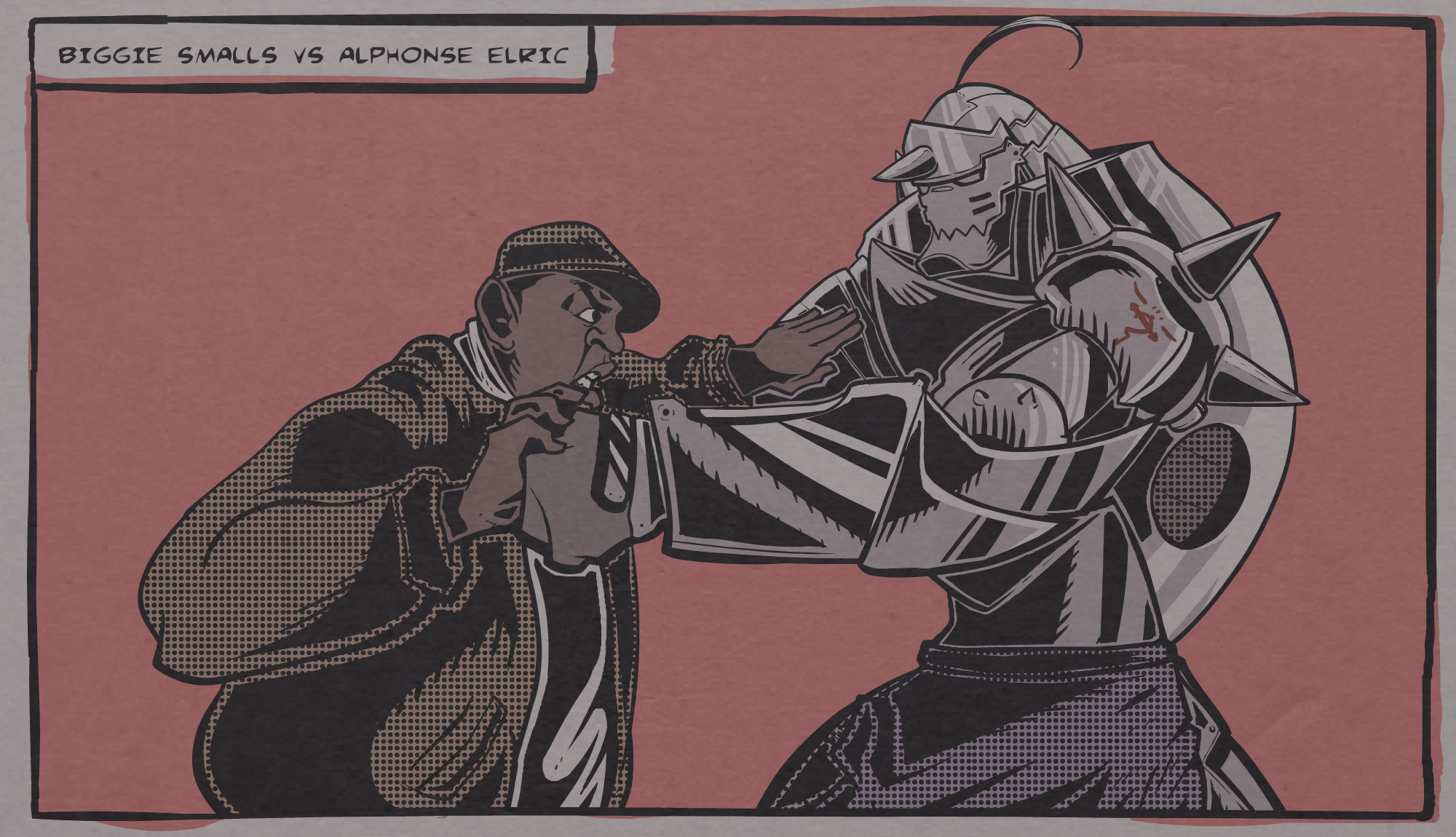 Notorious B.I.G. VS Alphonse