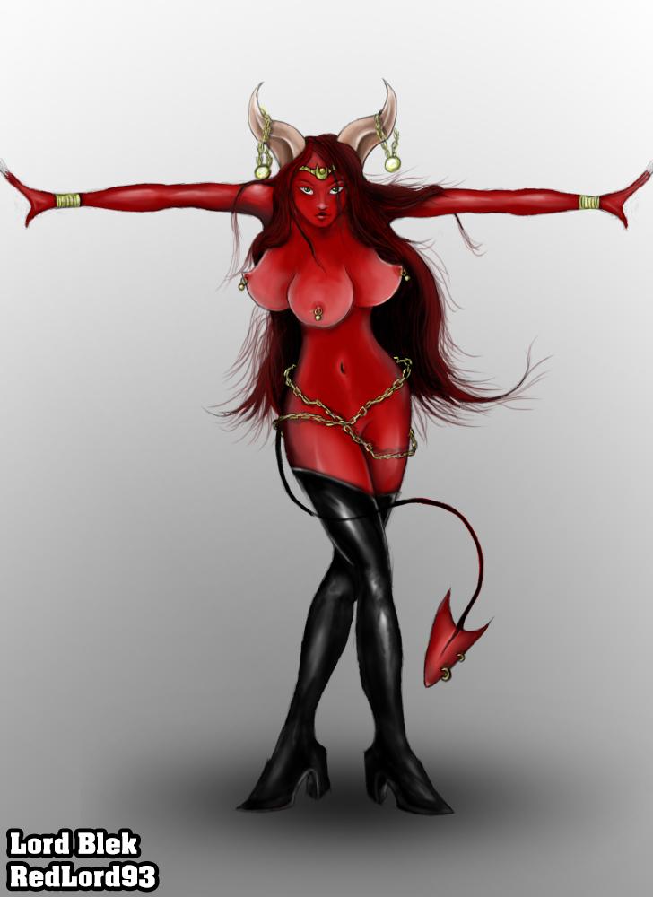 Demonic Lady